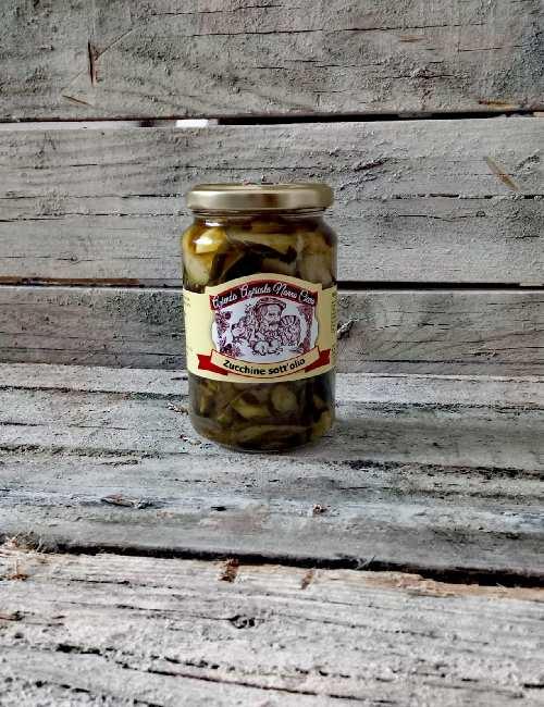 zucchine-sottolio-1 Val d'Agri
