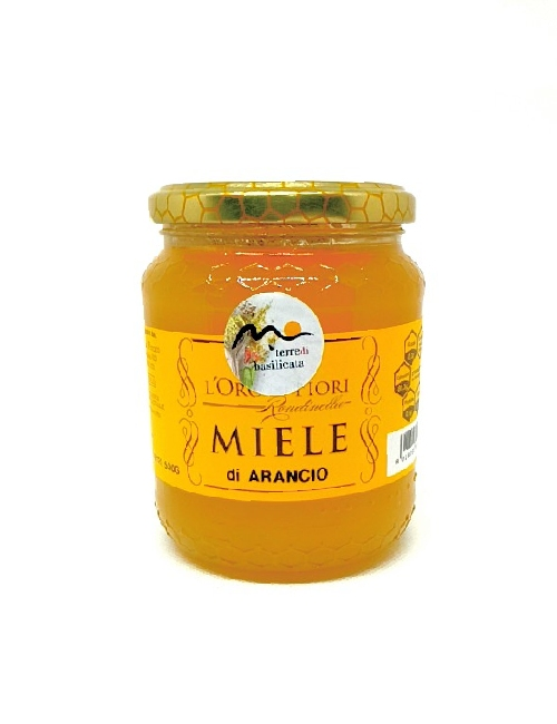 miele-arancio Home