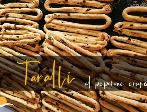 I Taralli al Peperone Crusco.